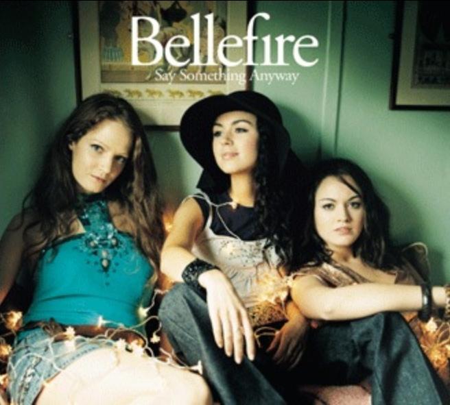 Bellefire - Say Something Anyway